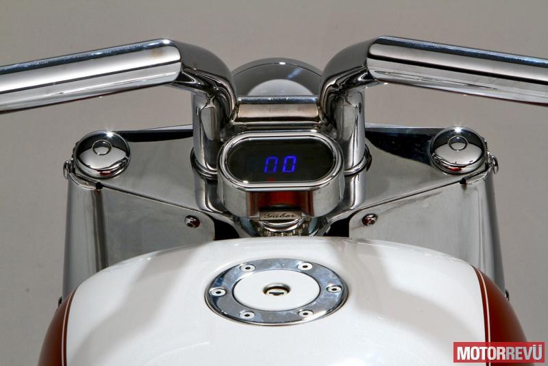 Motorok Custom sarok Ferry 1/1: Van élet a Harley után