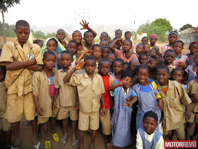Túrák Nyugat-Afrika