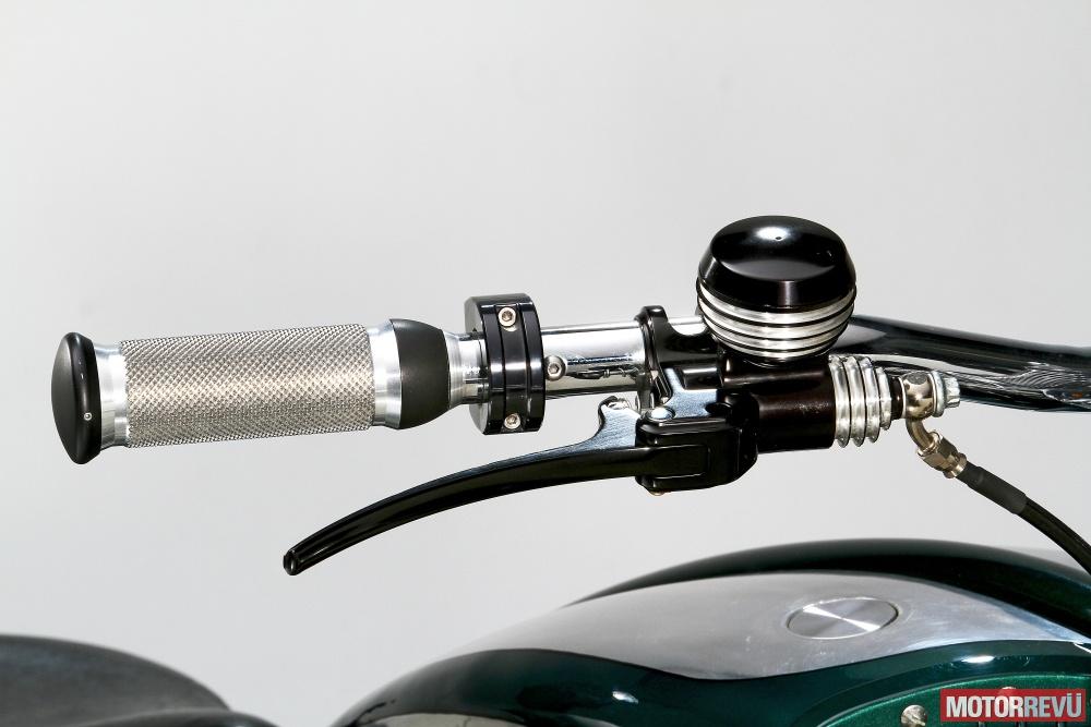 Motorok Custom sarok Gigamachine Aluracer