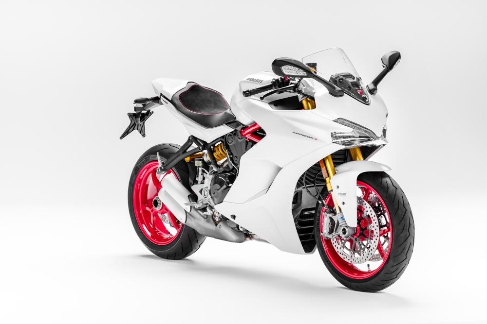 Motorok Ducati SuperSport (2017)