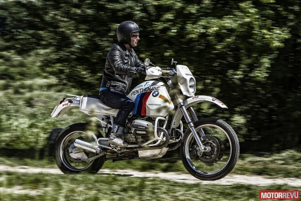 Motorok ERMI Dakar GS