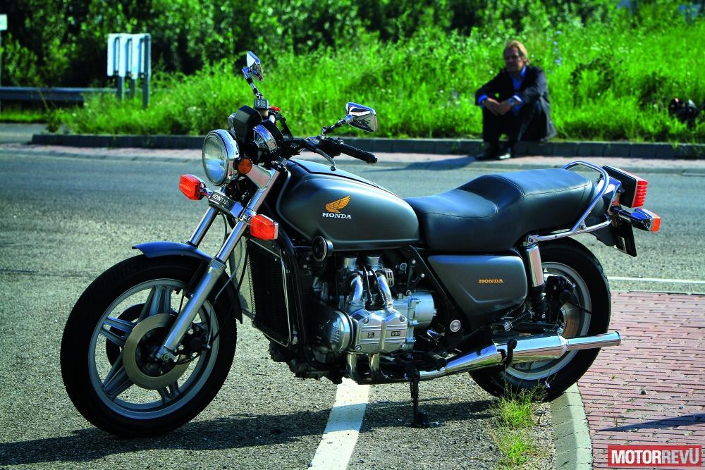 Motorok Honda GL1100