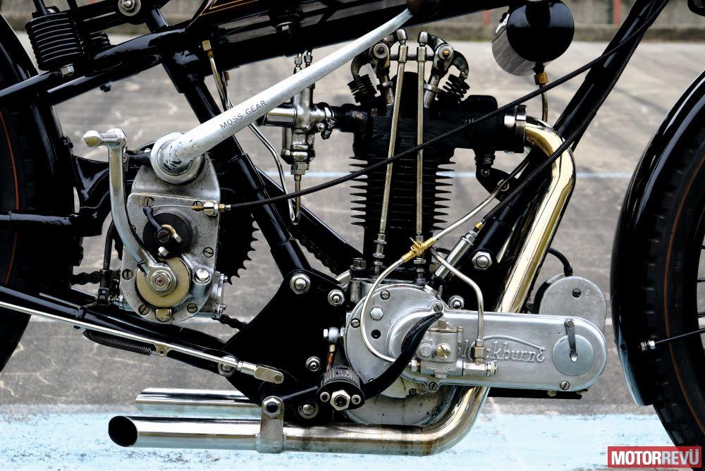 Motorok Méray Blackburne (1927)