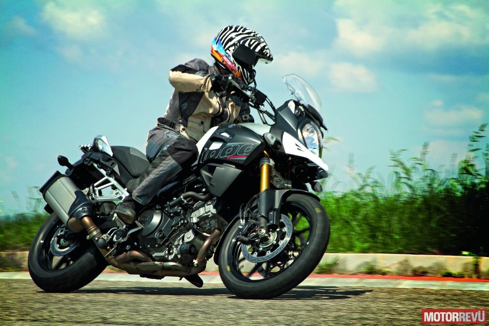 Motorok Suzuki DL1000 V-Strom 2014