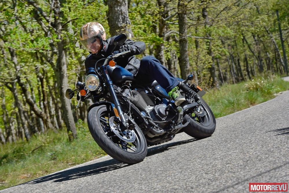 Motorok Tesztek galériája Harley-Davidson Sportster 1200 és Low Rider S