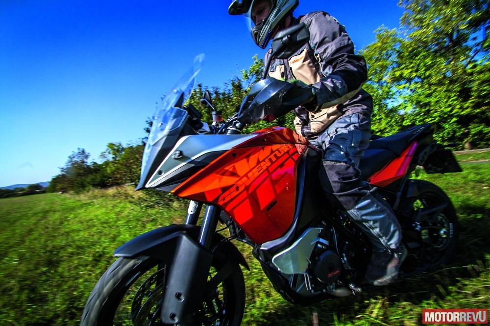 Motorok Tesztek galériája KTM 1190 Adventure