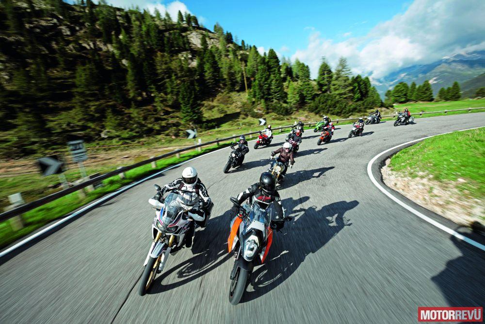 Motorok Tesztek galériája AlpenMasters 2016, 2. rész
