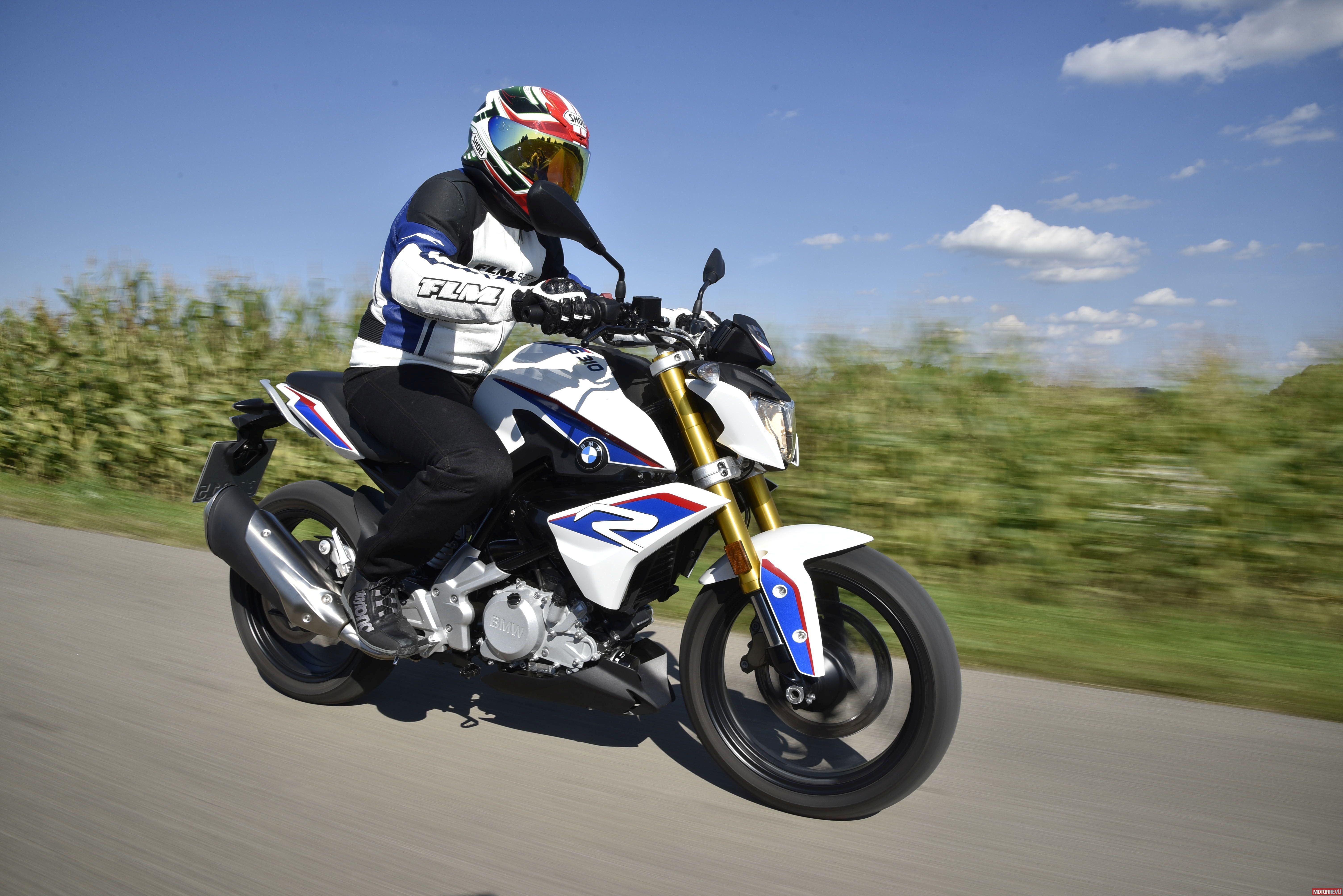 Motorok Tesztek galériája BMW G 310 R