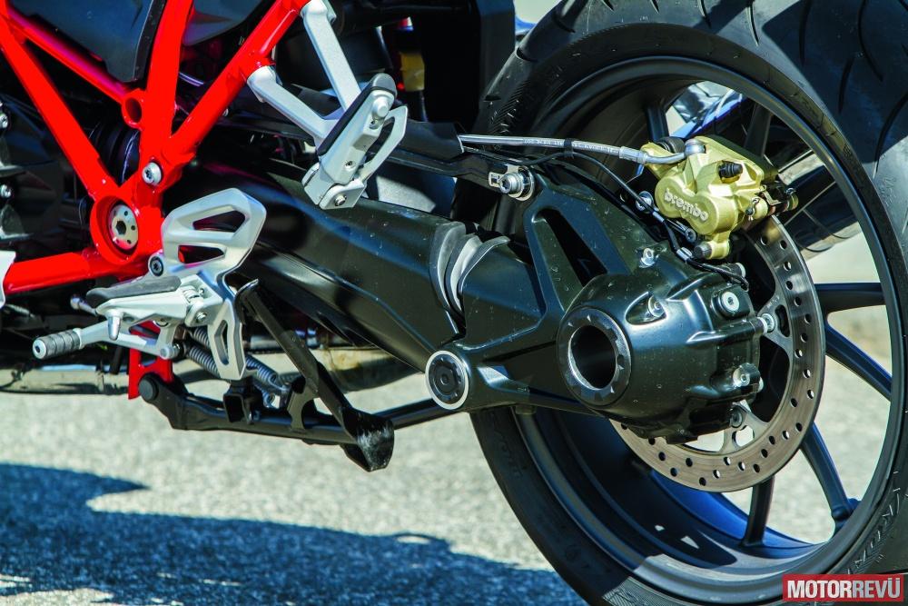 Motorok Tesztek galériája BMW R 1200 R (2015)