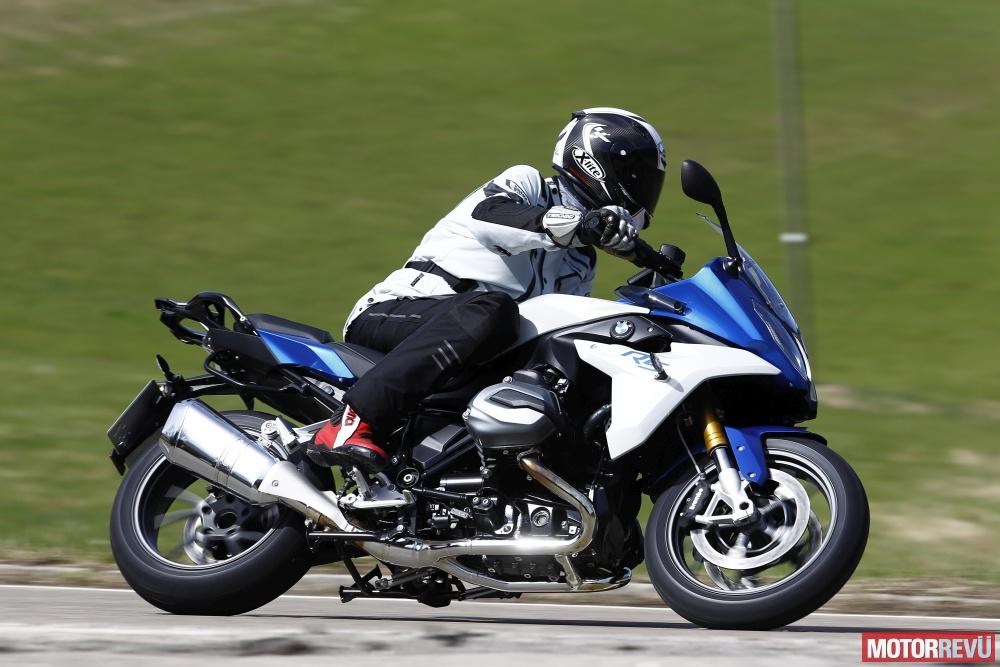 Motorok Tesztek galériája BMW R 1200 RS