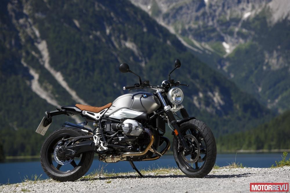 Motorok Tesztek galériája BMW R nineT Scrambler (2016)