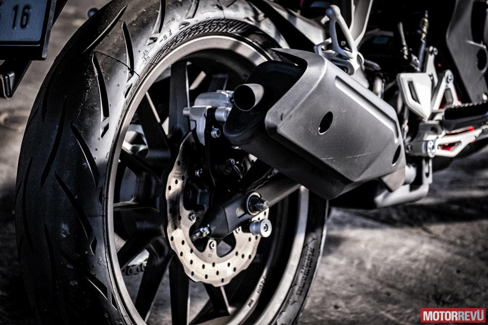 Motorok Tesztek galériája Benelli BN251