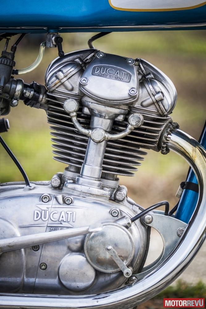 Motorok Tesztek galériája Ducati 125 TS