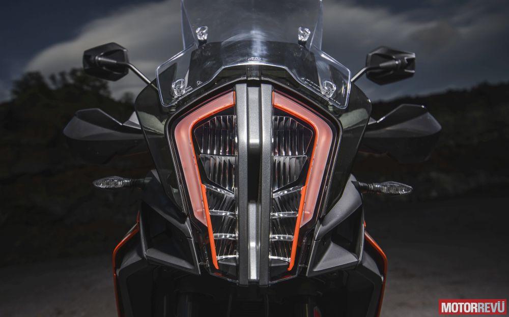 Motorok Tesztek galériája KTM 1290 Super Adventure S (2017)