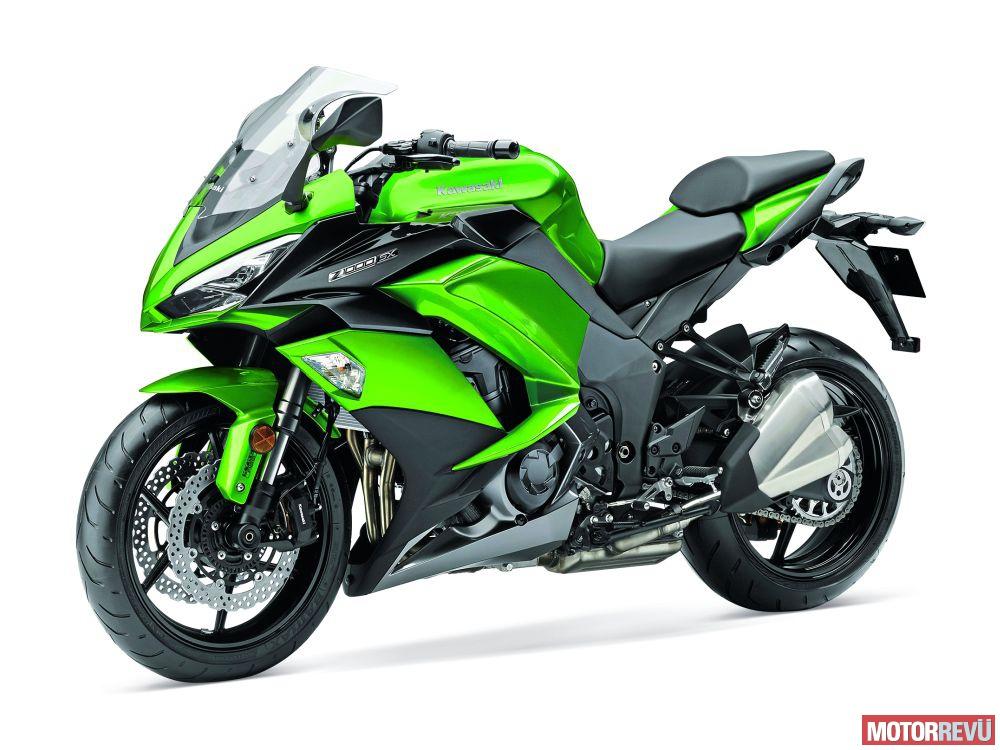 Motorok Tesztek galériája Kawasaki Z1000SX (2017)