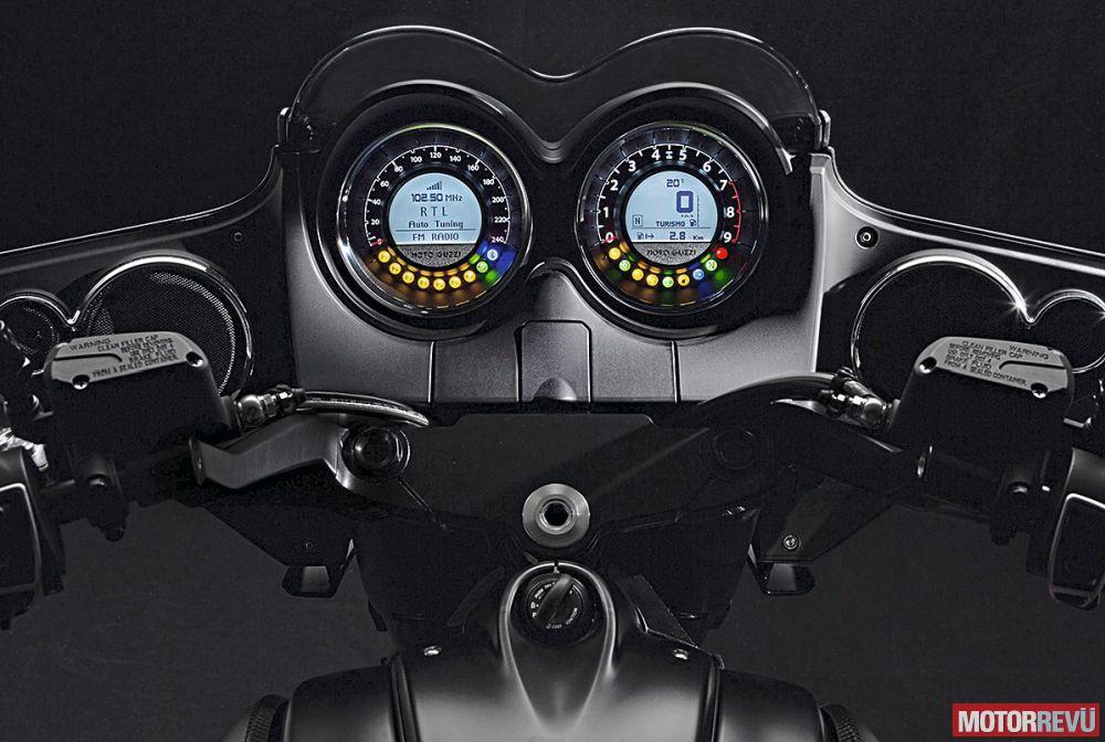 Motorok Tesztek galériája Moto Guzzi MGX-21 (2016)