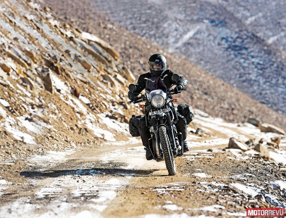 Motorok Tesztek galériája Royal Enfield Himalayan (2017)