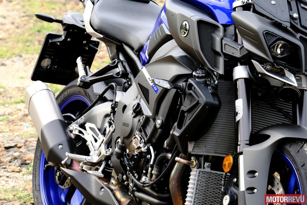 Motorok Tesztek galériája Yamaha MT-10 (2016)