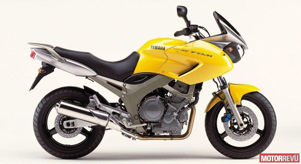 Motorok Tesztek galériája Yamaha TDM900 (használt)