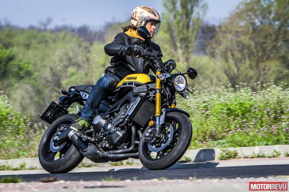 Motorok Tesztek galériája Yamaha XSR900 (2016)