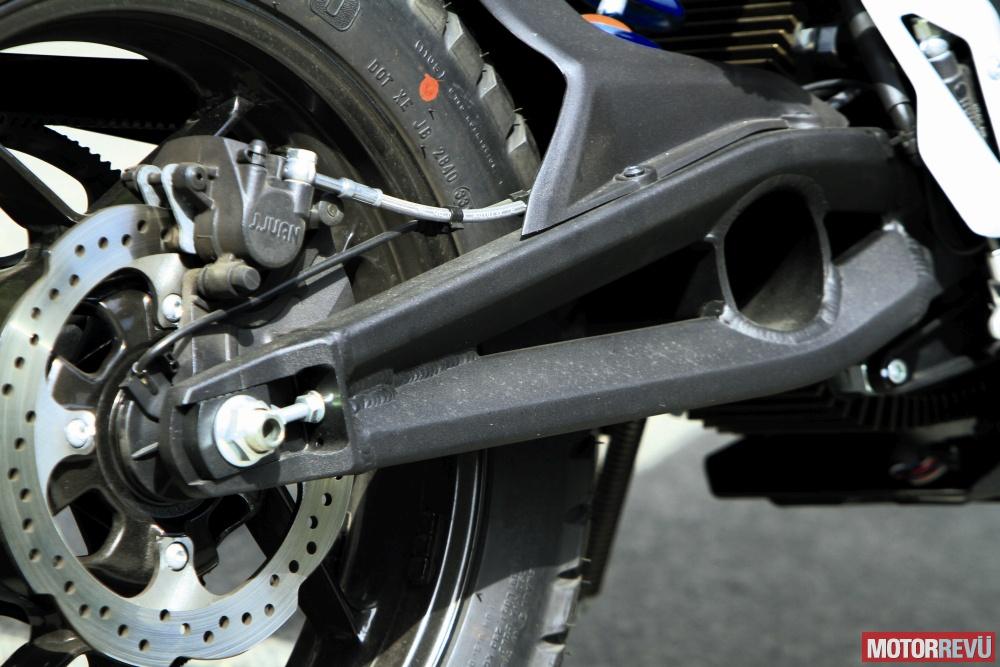 Motorok Tesztek galériája Zero DSR  ZF13.0 (másodvélemény)