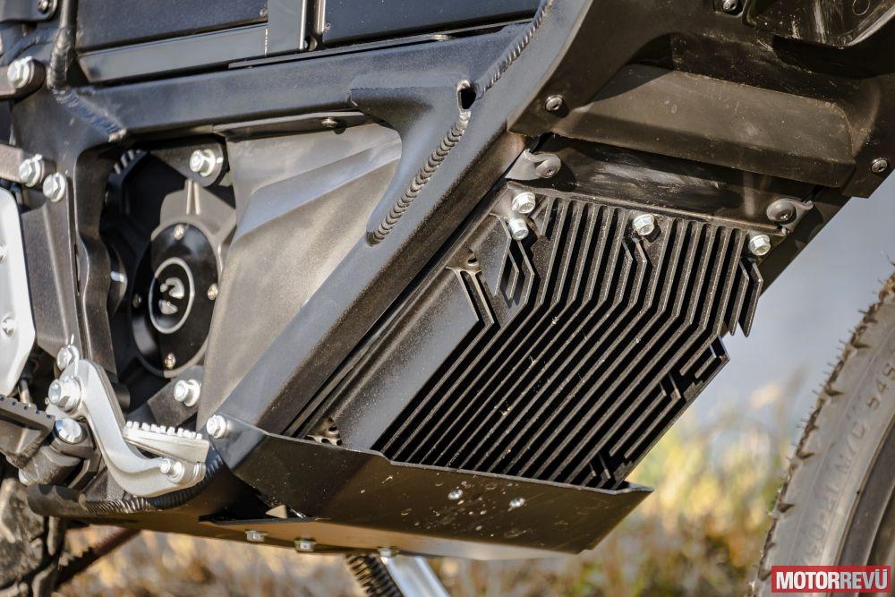 Motorok Tesztek galériája Zero FX 6.5 (2017)