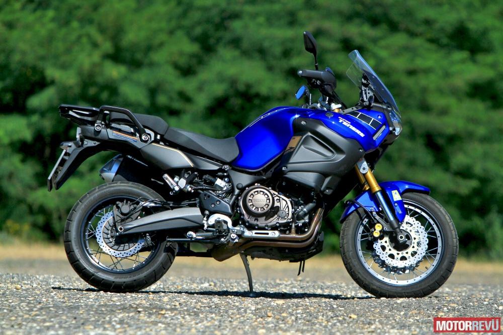 Motorok Yamaha XT1200ZE Super Ténéré