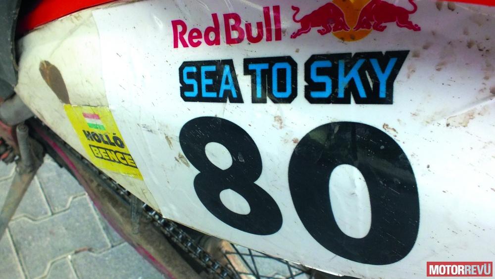 Sportesemények Red Bull Sea to Sky - Törökország, Antalya, Kemer