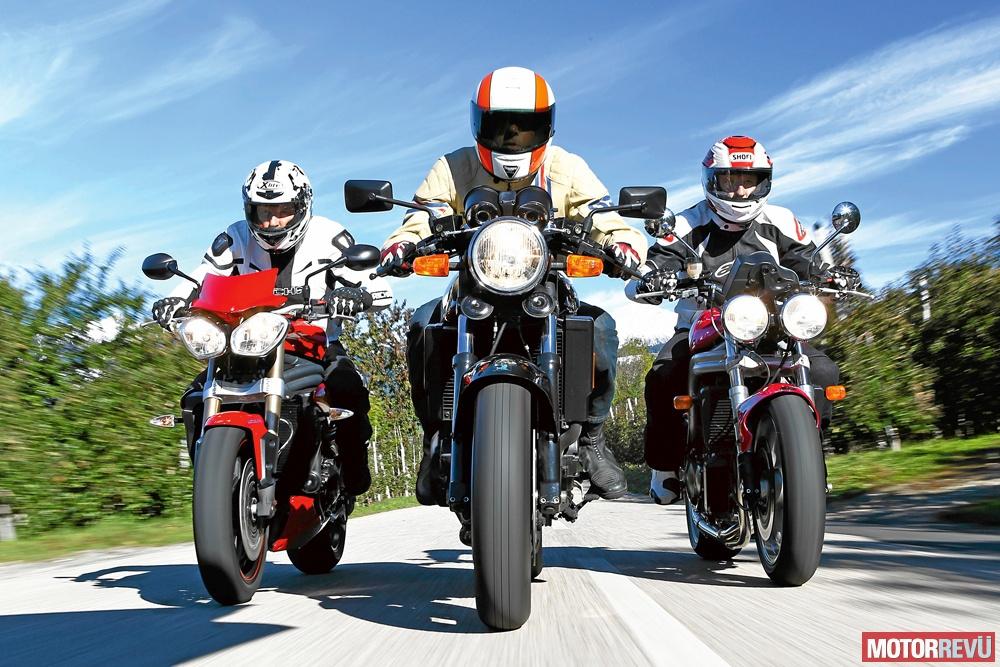 galéria 20 éves a Triumph Speed Triple