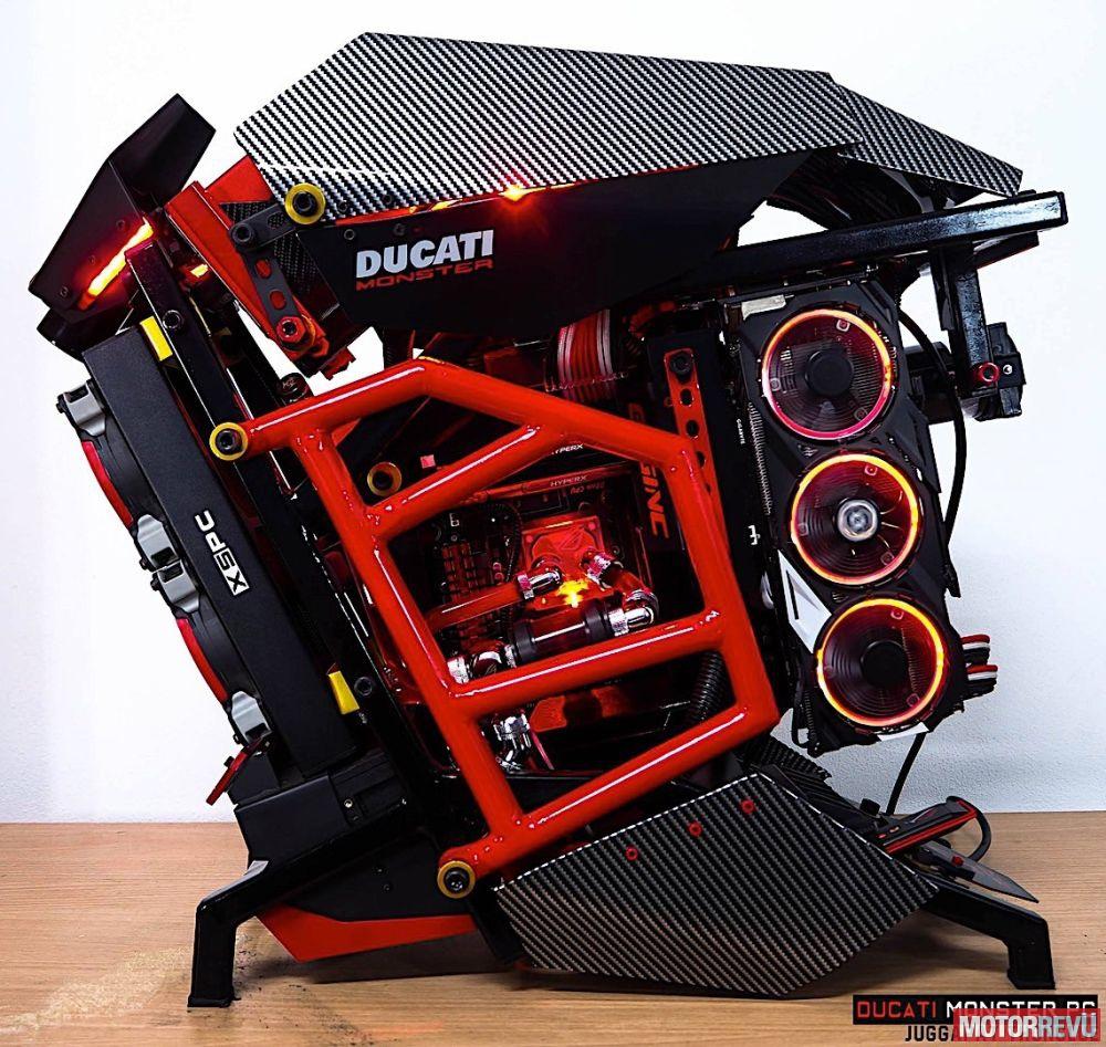 galéria Ducati Monster PC