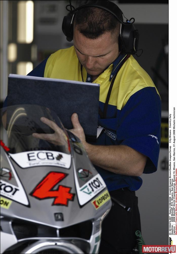 galéria Elektronika a MotoGP világában