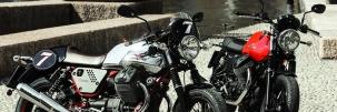 Moto Guzzi V7 modellek - 2014