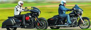 Moto Guzzi MGX-21/Harley-Davidson Street Glide