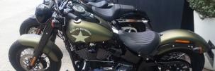 Harley-Davidson 2016-os �jdons�gainak barcelonai bemutat�ja