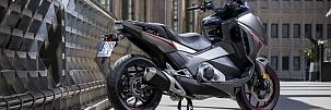 Honda NC750D Integra (2016)