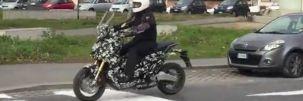 Honda ADV k�mfot�k