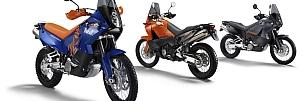 KTM 990 Adventure - 2006