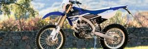Yamaha WR250F vill�mteszt