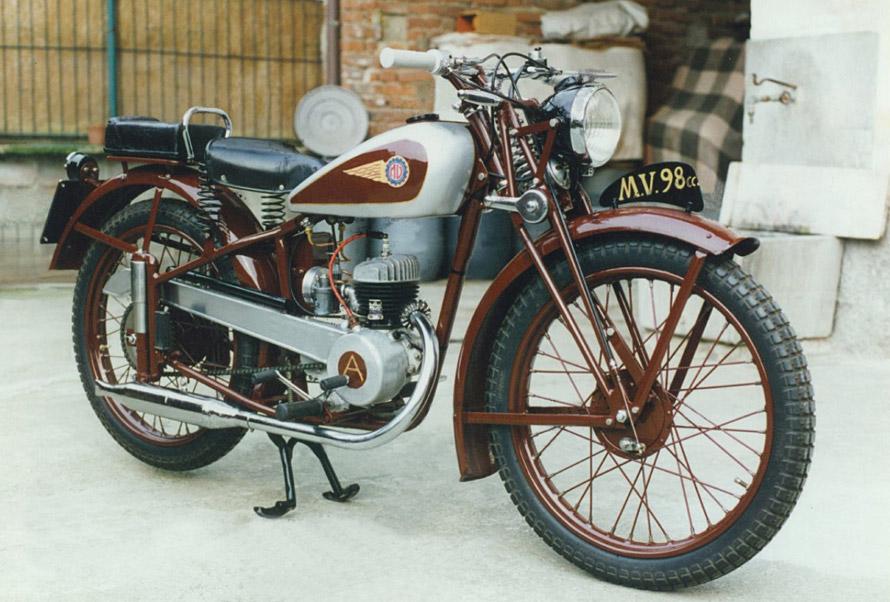 MV 98cc 1945-b�l
