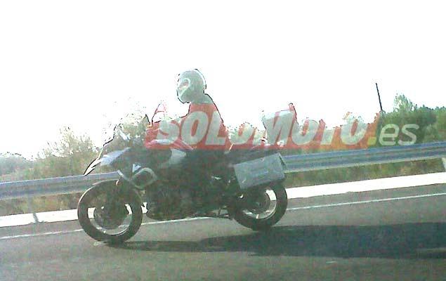 BMW R 1200 GS v�zh�t�ses boxer motorral