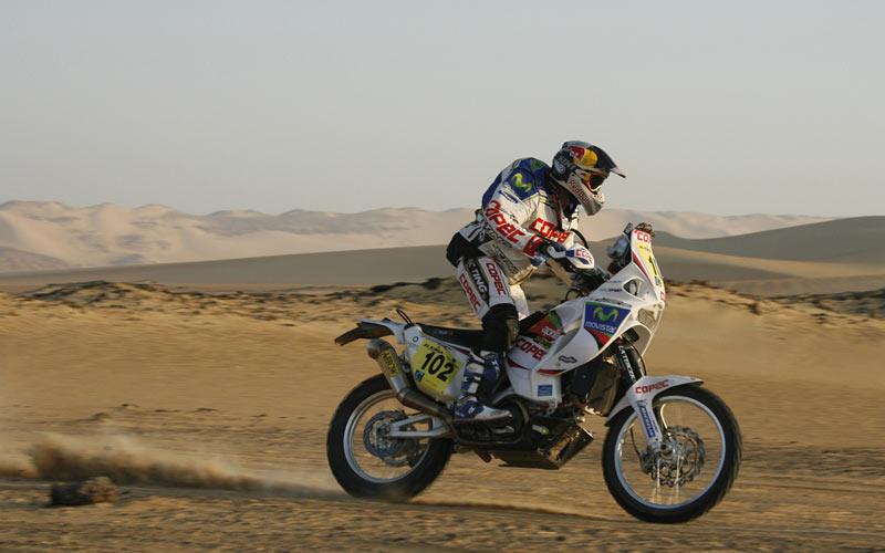Aprilia Dakar motorok