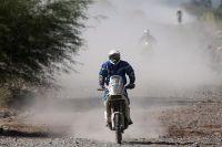 Magyar motorosnak drukkolhatunk a 2015-�s Dakaron