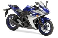 J�n a Yamaha YZF-R3