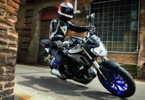 Yamaha MT-125