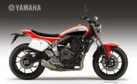 Igaza lesz a l�tnoknak? - Yamaha MT-07 Street Tracker