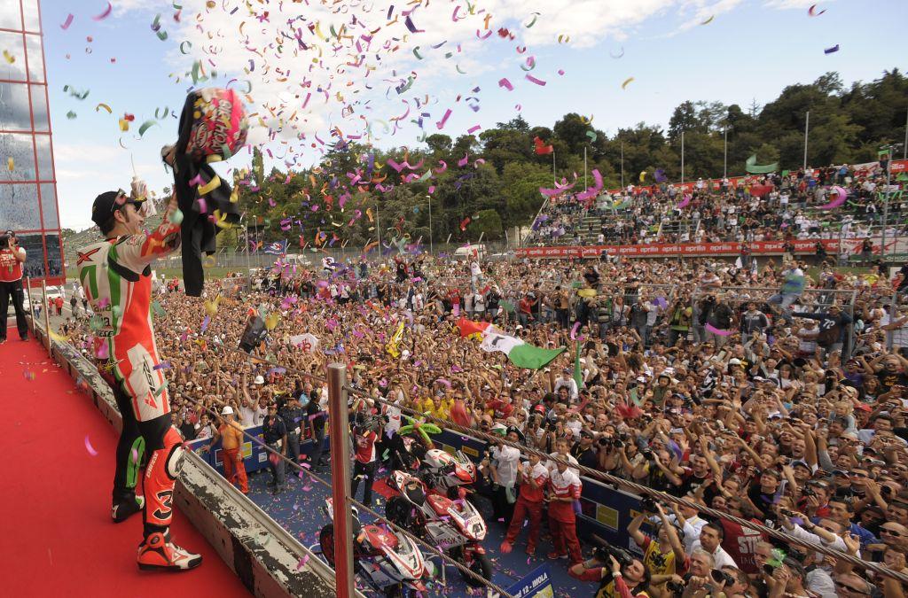 Max Biaggi világbajnok