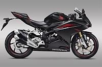 Bemutatkozott a Honda CBR250RR (friss�tve)