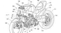 Szabadalmi rajzokon a Suzuki turb�s modellje