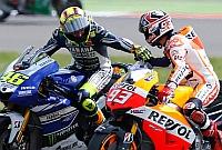M�rquez nem �zletel tov�bb Rossi c�g�vel