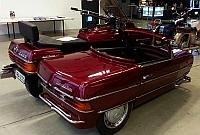 123-as Mercib�l oldalkocsis motor